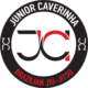 logo du club de jiujitru bresilien junior cavezinha noir et rouge