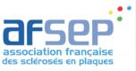 logo de l'association française des sclérosés en plaque