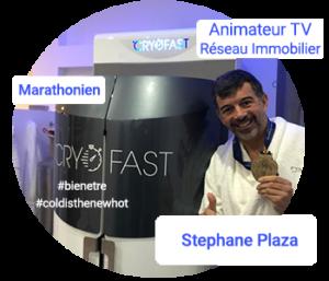 Stephane Plaza-cryothérapie-CRYOFAST