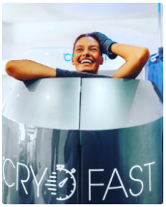 CRYOFAST-Cryotherapie Corps Entier