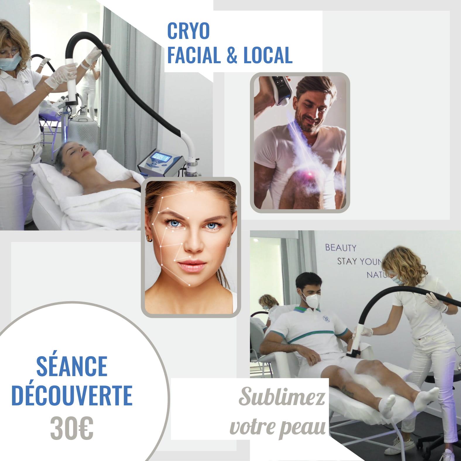 Cryo-Facial-Local